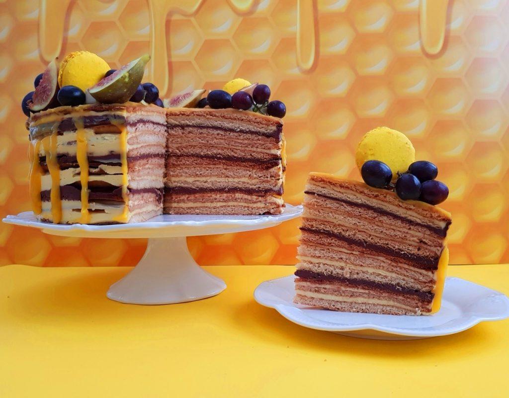 עוגת ריז'יק במתכון מיוחד