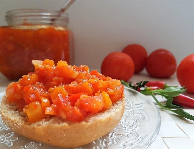 סלט ירקות מבושל חמוץ - מתכון 3